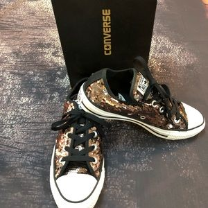 Converse Shoes - CONVERSE SEQUIN ALL ⭐️ STARS